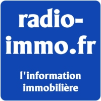 Logo of radio station radio-immo.fr