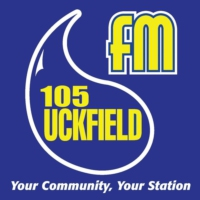 Logo of radio station Uckfield FM