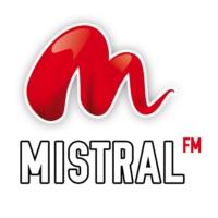 Logo de la radio Mistral FM