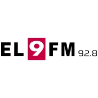 Logo of radio station EL 9 FM