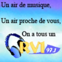 Logo of radio station R.V.1