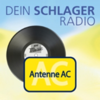 Logo of radio station Antenne AC - Dein Schlager Radio