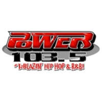 Logo of radio station KVSP Power 103.5