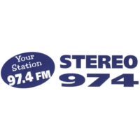 Logo of radio station Stereo 974