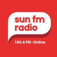 Logo of radio station 103.4 Sun FM