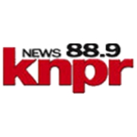 Logo of radio station KLNR 88.9