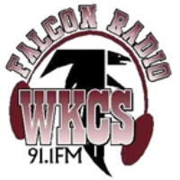 Logo of radio station WKCS