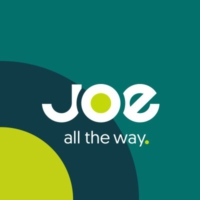 Logo of radio station JOE FM