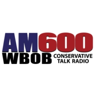 Logo of radio station WBOB 600 AM