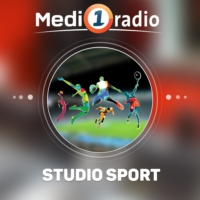 Logo of the podcast Medi1 Radio - Studio Sport