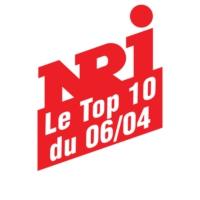 Logo of radio station NRJ Le Top 10 Du Lundi 6 Avril