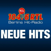 Logo de la radio 104.6 RTL Best New Hits