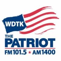 Logo of radio station WDTK The Patriot 1400