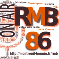 Logo of radio station RMB 86