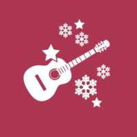 Logo of radio station 100 % Akustik Weihnachten