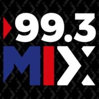 Logo of radio station Mix 99.3 FM