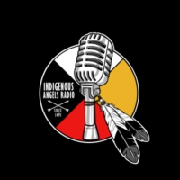 Logo of radio station Indigenous Angels Radio