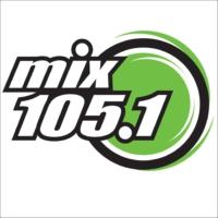 Logo of radio station KKRG My Mix 105.1