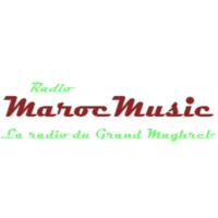 Logo of radio station Maroc Music