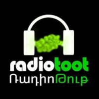 Logo of radio station Radio Toot
