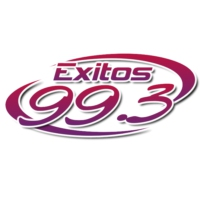 Logo of radio station Exitos 99.3