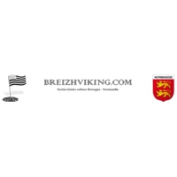 Logo of radio station Breizhviking