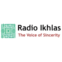 Logo of radio station Radio Ikhlas