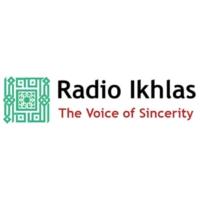 Logo of radio station Radio Ikhlas