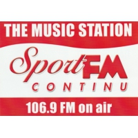 Logo of radio station Sport FM Continu