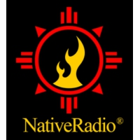 Logo of radio station Native Radio - POW WOW