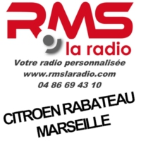 Logo of radio station RMS CITROEN RABATAU