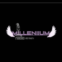 Logo of radio station MILLENIIUMRADIO