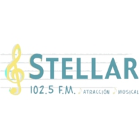Logo of radio station Stellar 102.5 FM