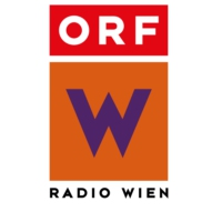 Logo of radio station ORF Wien