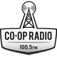 Logo of radio station CFRO-FM Vancouver Co-op Radio