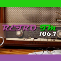 Logo of radio station Retro FM 106.7