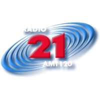 Logo of radio station Radio 21 Tucumán