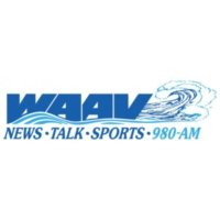 Logo de la radio 980 The WAAV