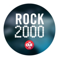 Logo of radio station OUI FM Rock 2000