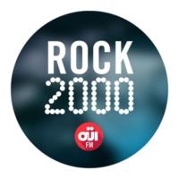Logo de la radio OUI FM Rock 2000