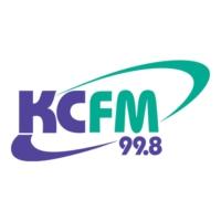 Logo of radio station KCFM 99.8 FM