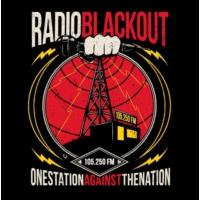 Logo de la radio Radio Blackout