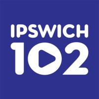 Logo of radio station Ipswich 102