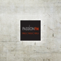 Logo of radio station CFIN 100.5 Passion FM