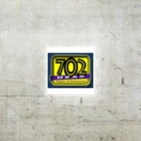 Logo of radio station DZAS 702 AM