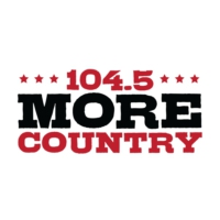 Logo of radio station CKOV-FM 104.5 More Country