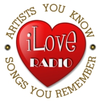 Logo of radio station iLove Radio