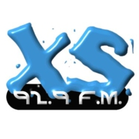 Logo of radio station XS 92.9