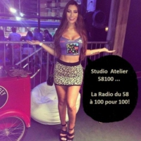 Logo of radio station Studio Atelier 58100