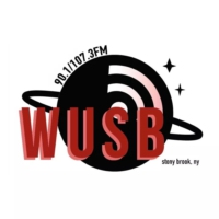 Logo of radio station WUSB 90.1 FM